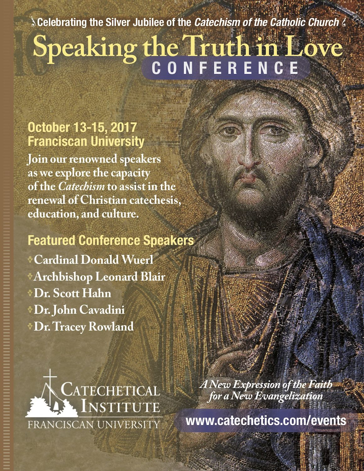 Speaking the Truth in Love Conference Flyer Image